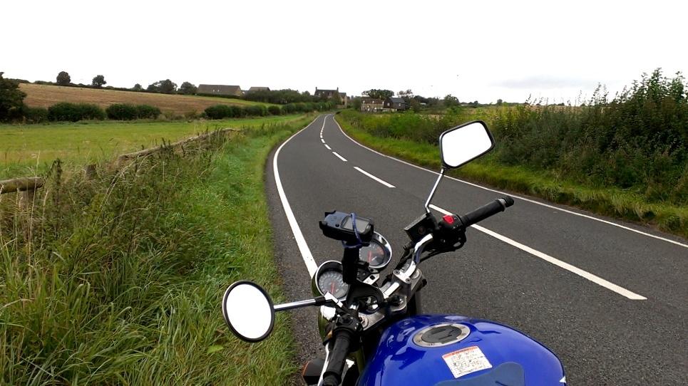 海外ツーリング-イギリス編 3 / 麗しのコッツウォルズの村をオートバイで巡る