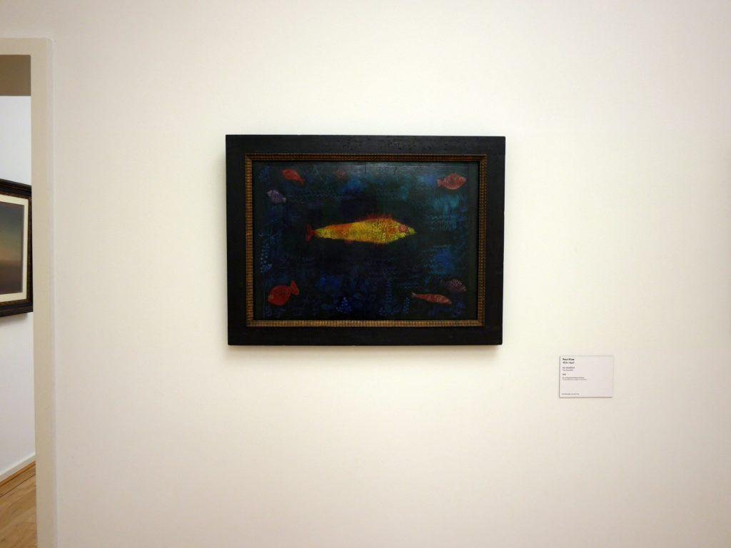 黄金の魚(Der Goldefisch)@ハンブルク市立美術館(Hamburger Kunsthalle)