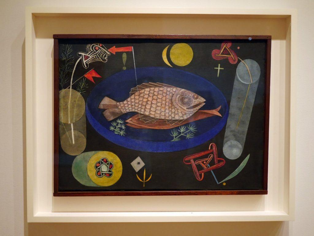 クレーの日記』と谷川俊太郎『クレーの絵本』を読む 魚をめぐって(Around the Fish)@ニューヨーク近代美術館(MOMA)