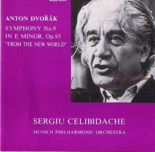 オーディオシステムの変遷 ドヴォルザーク: 交響曲第9番 チェリビダッケ / ミュンヘンpo.