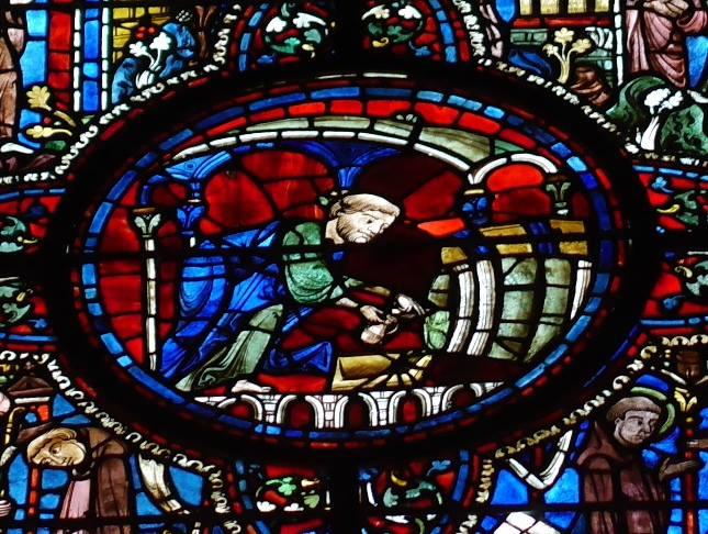 世界一美しいステンドグラスを守った1人の兵士 / 『ナチ略奪美術品を救え』ロバート・エドゼル 著を読む