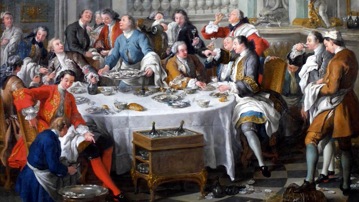 海外ツーリング-フランス編 2 / ルーブル美術館に次ぐと言われる コンデ美術館で「世界で最も美しい本」とド・トロワ「牡蠣の昼食」を愛でる