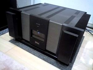 オーディオシステムの変遷 KRELL KSA-100S
