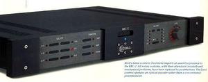 オーディオシステムの変遷 KRELL KRC2