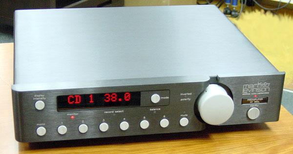 オーディオシステムの変遷 MarkLevinson No.380L