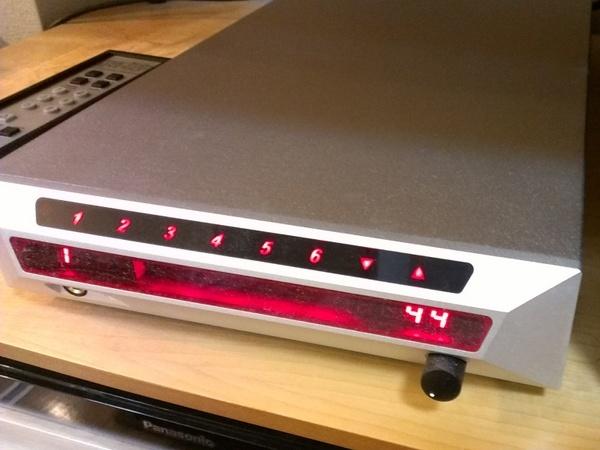 オーディオシステムの変遷  Nuforce DAC-9