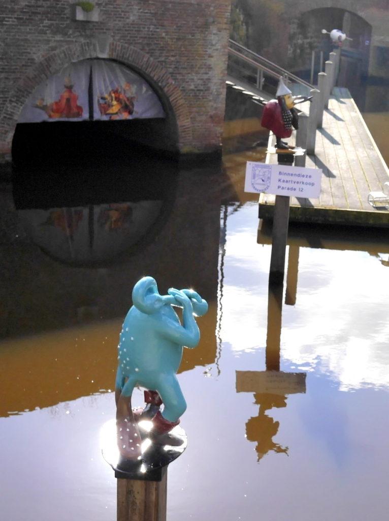 ヒエロニムス ボス オランダ デンボス スヘルトゲンボス 訪問記 北ブラバント美術館 ボス回顧展 水門の怪物 @Den Bosch