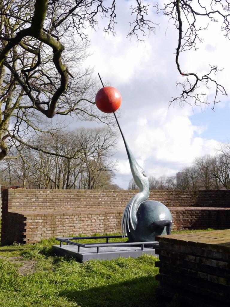 ヒエロニムス ボス オランダ デンボス スヘルトゲンボス 訪問記 北ブラバント美術館 ボス回顧展 城壁の怪物 @Den Bosch