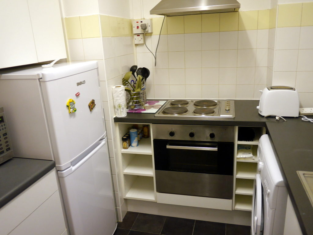 旅先で超便利なオーブン料理 ロンドンの機器が充実していたキッチン@London