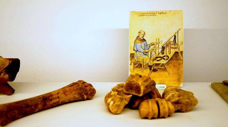 中世の主婦の暮らしぶり / オランダ デンボス訪問記-中世の暮しの資料館