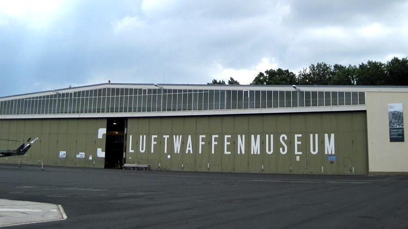 海外ツーリング-ドイツ編 9 / ドイツ空軍博物館、ポツダム サンスーシ宮殿でカラヴァジョ、ノイケルン地区でトルコの雰囲気とベルリン近郊の見所