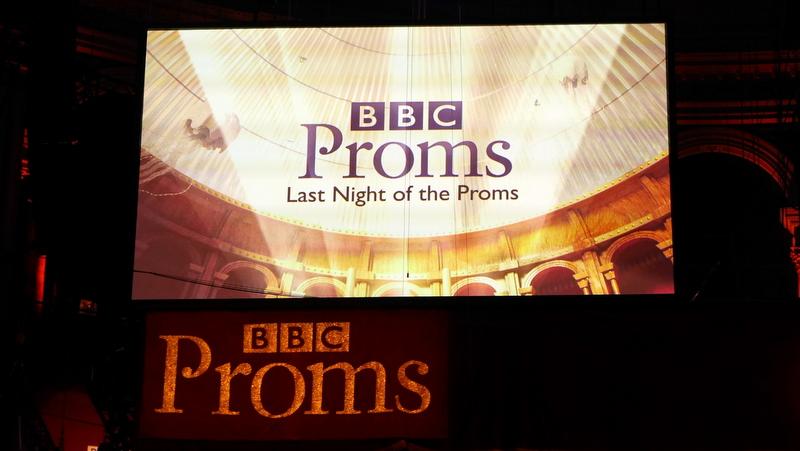 BBCプロムス最終夜は英国万歳のプログラム / 『諷刺画で読む十八世紀イギリス ホガースとその時代』 を読む