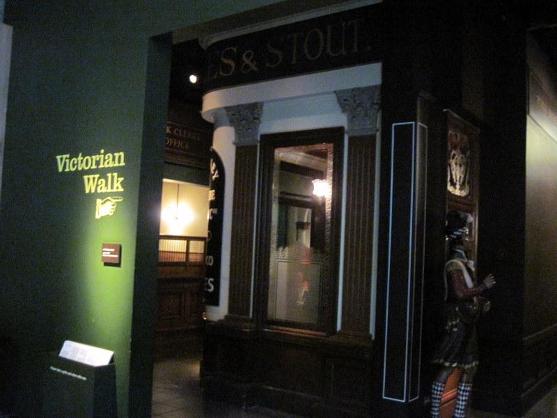 BBCプロムス最終夜 英国万歳 諷刺画で読む十八世紀イギリス ホガースとその時代 ヴィクトリアン・ウォーク @Museum of London