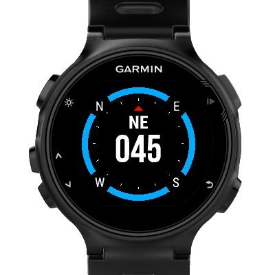 旅行で重宝するGSPランニングウォッチ ガーミン(GAMIN) ForeAthlete  Compass G2