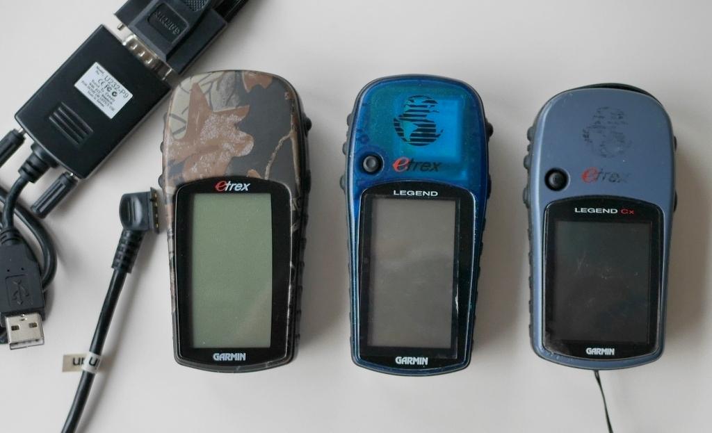 旅の思い出にかかせないGPS、旅行にはガーミン(GAMIN)の携帯GPS eTrex を!