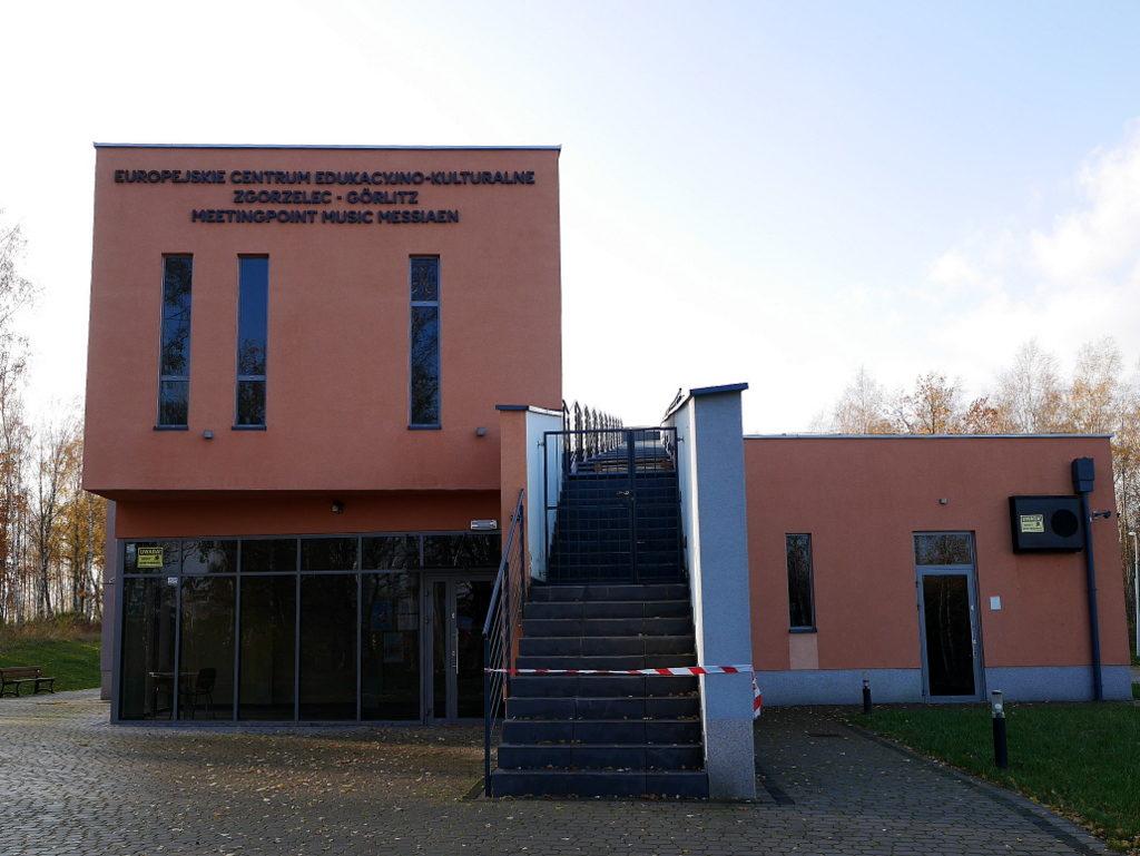 メシアン 世の終わりのための四重奏曲 ゲルリッツの捕虜収容所 時の終わりへ メシアンカルテットの物語 ヨーロッパ文化センター@Stalag VIII-A 跡地
