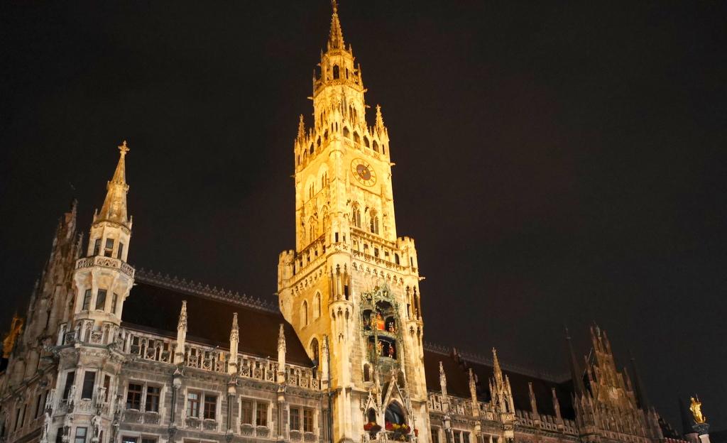 ミュンヘン(München Munich) 観光ガイド / 映画の面影を感じ、音楽の都でもあるバイエルンの街