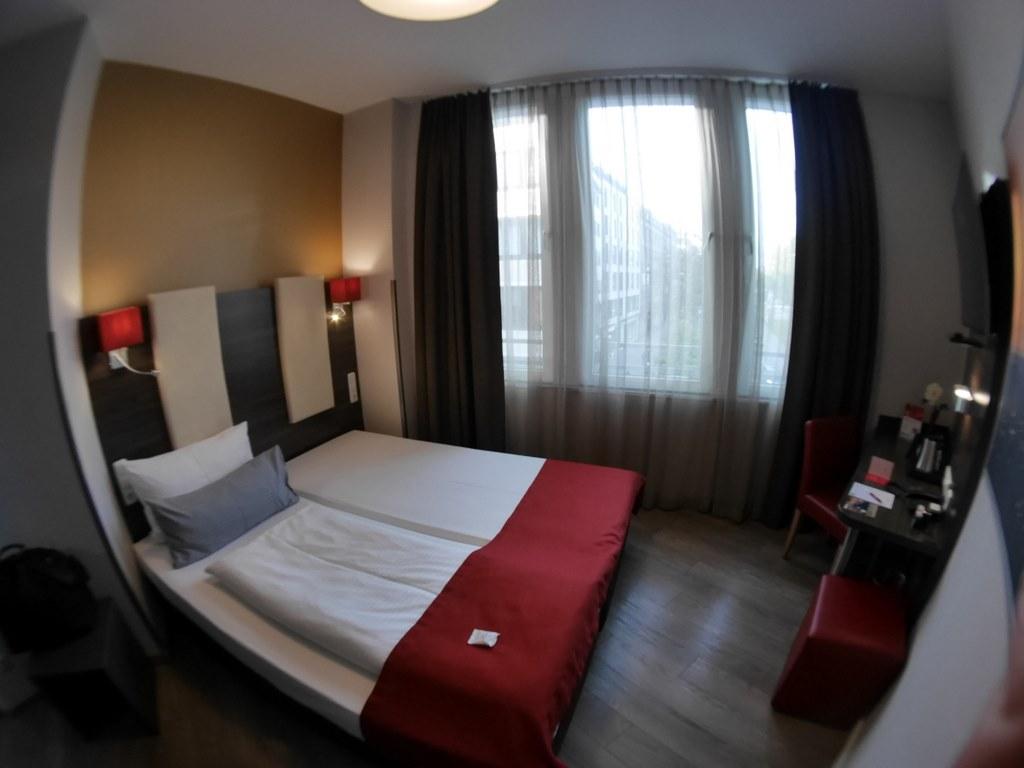 ミュンヘン アパート 明るく快適な部屋 @City Aparthotel München