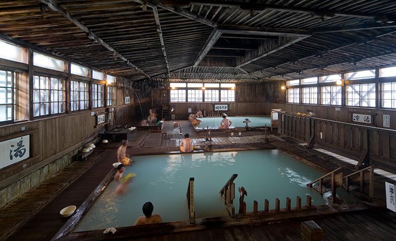 酸ヶ湯 滞在型旅行 自炊旅湯治旅 酸ヶ湯温泉旅館