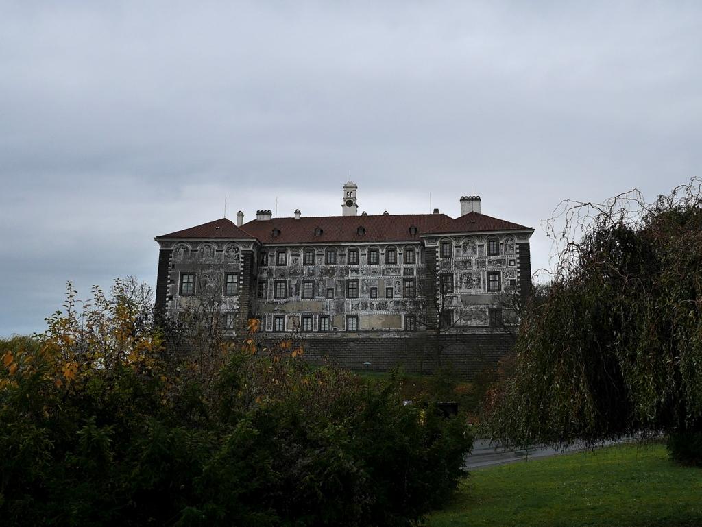 プラハ近郊 チェコ ネラホゼヴェス ドヴォルザーク 生家 ボヘミア貴族 ロプコヴィッツ   ネラホゼヴェス城 @Nelahozeves