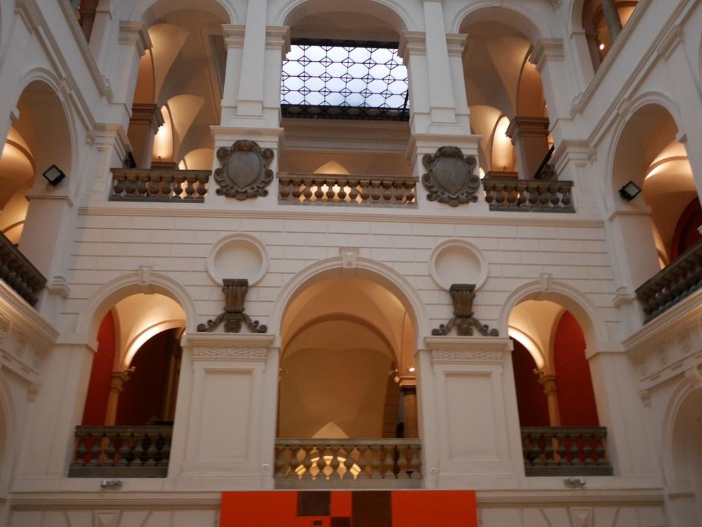 ヴロツワフ ブレスラウ  美術館 シロンスクの芸術都市 国立博物館   ヴロツワフ国立博物館内部 @Muzeum Narodowe we Wrocławiu
