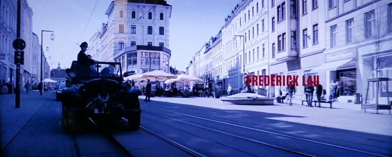 ゲルリッツ ドイツ ゲリウッド 映画 ロケ地 グランド ブダペスト ホテル 愛を読むひと ちいさな独裁者 やさしい本泥棒 イングロリアス バスターズ  映画『ちいさな独裁者』エンドロールのシーン @Görlitz