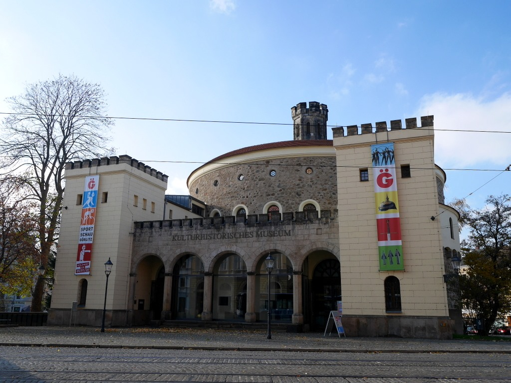 ゲルリッツ 博物館 ゲルリッツ歴史博物館 ドイツ中世都市 発展史 ゲルリッツ歴史博物館外観 @Kulturhistorisches Museum Görlitz