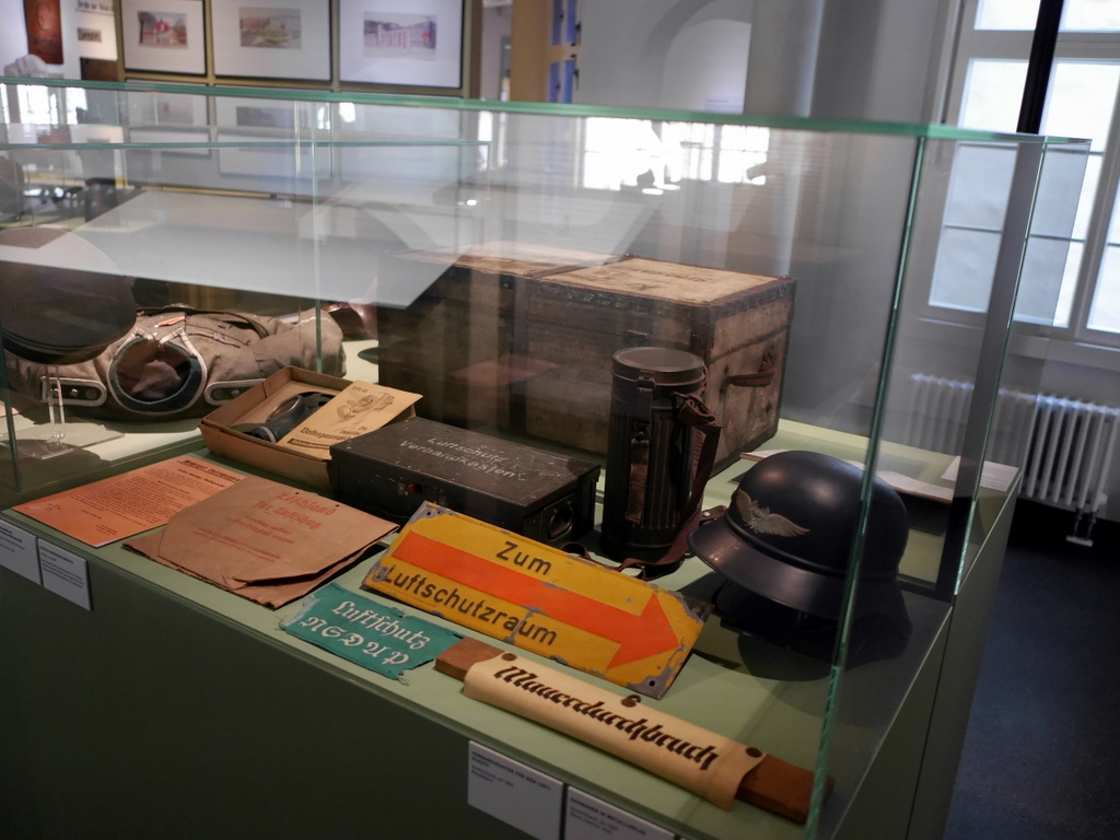 ゲルリッツ 博物館 ゲルリッツ歴史博物館 ドイツ中世都市 発展史 大戦中の展示品 @Kulturhistorisches Museum Görlitz