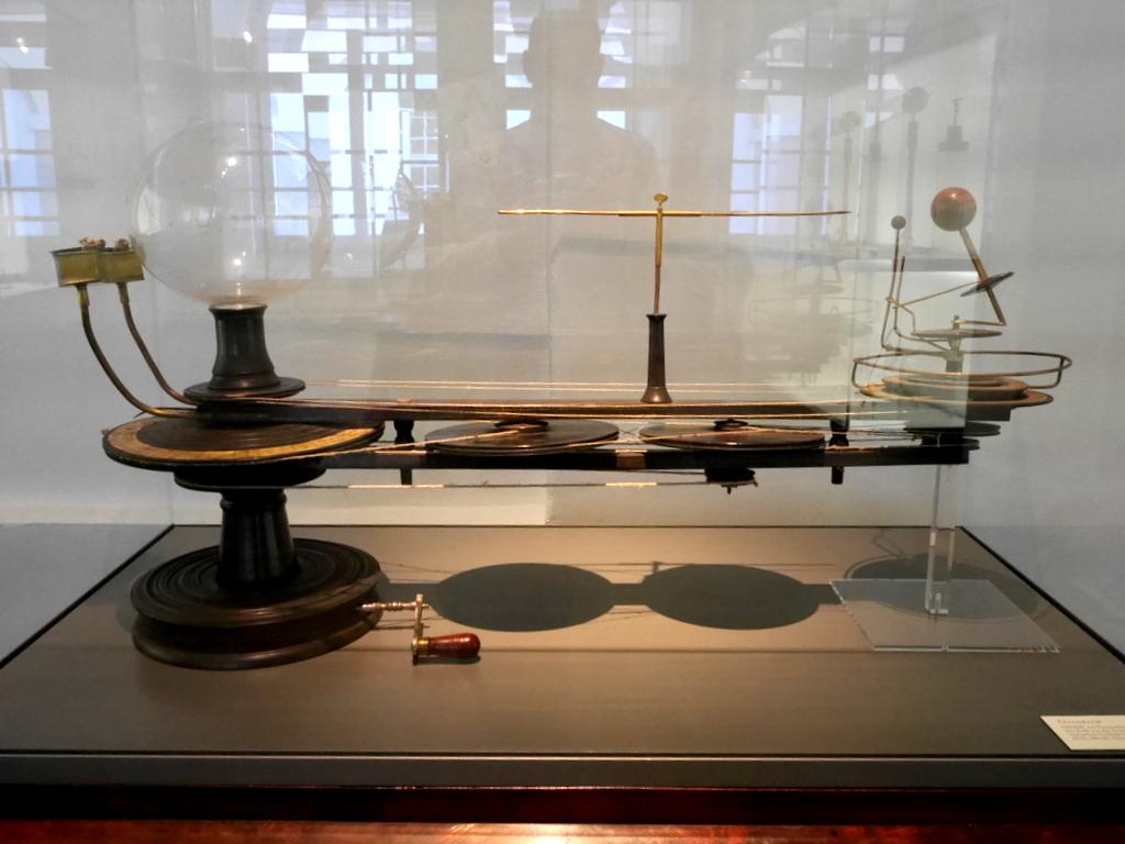 ゲルリッツ 博物館 ゲルリッツ歴史博物館  オーバーラウジッツ学術図書館 太陽系儀 @Barockhaus Neißstraße 30