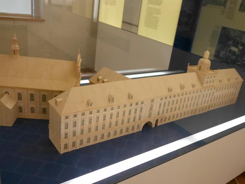ゲルリッツ 博物館 シレジア博物館  ヴロツワフ大学模型 @Schlesisches Museum zu Görlitz