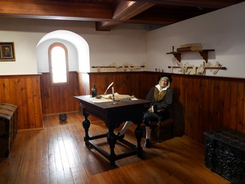 グダニスク グダンスク ダンツィヒ 博物館 港町 ポーランド 海事博物館 海洋博物館  クレーン博物館 商人の執務室 @Żuraw
