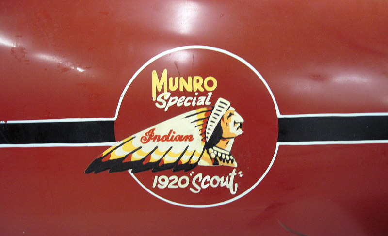 海外ツーリング ニュージーランド インバカーギル 世界最速のライダー バート マンロー 世界最速のインディアン バート・マンロー スピードの神に恋した男 インディアンのアイコン マンロースペシャル とある @E. Hayes & Sons Ltd