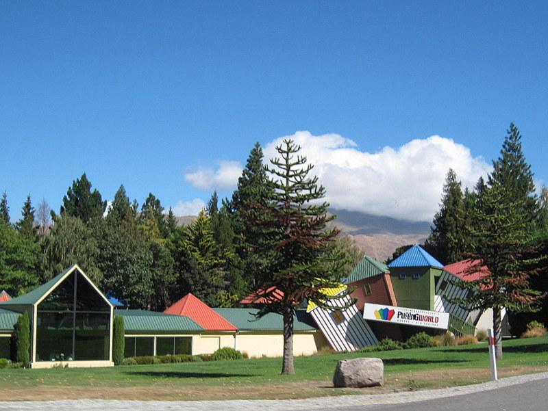 海外ツーリング ニュージーランド ロード オブ ザ リング オートバイレンタル ワナカ ワナカ湖 ハウィーア湖 サザンアルプス山脈 パズリング・ワールド @Wanaka