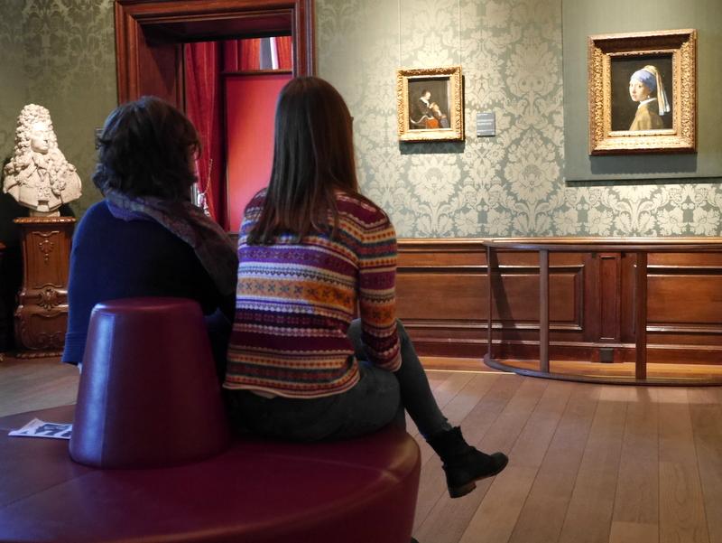 ブックカバーチャレンジ マウリッツハイス美術館 @Den Haag, Netherlands