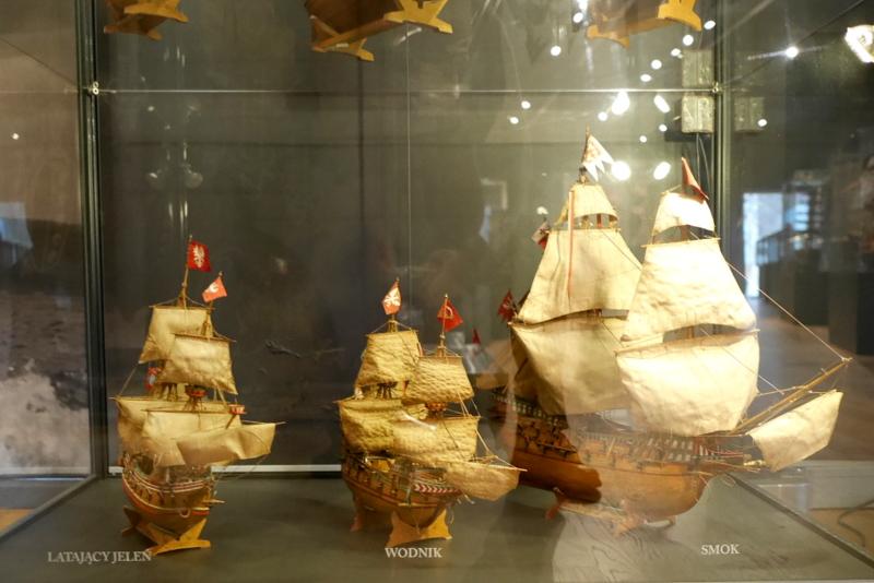 グダニスク グダンスク ダンツィヒ ポーランド グディニャ グディニャ博物館 グディニャ海軍博物館 駆逐艦ブリスカヴィカ グディニャ水族館 その他の船体 @Muzeum Marynarki Wojennej