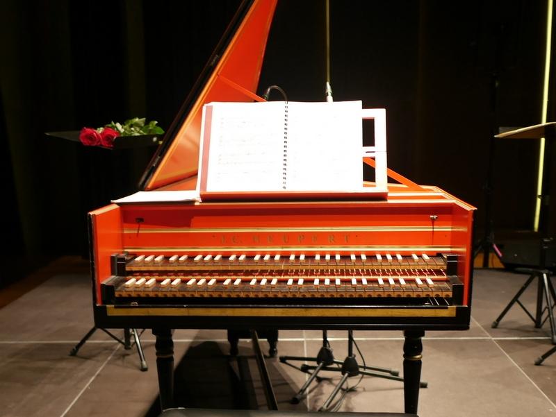 ヴロツワフ ブレスラウ シロンスクの芸術都市 オペラ座 NFM CDショップ 演奏で使われたノイペルトのチェンバロ @NFM