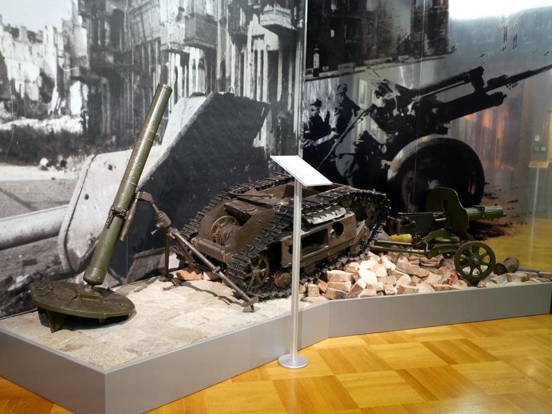 ヴロツワフ ブレスラウ 博物館  市歴史博物館 ゴリアテなどの展示 @Pałac Królewski we Wrocławiu