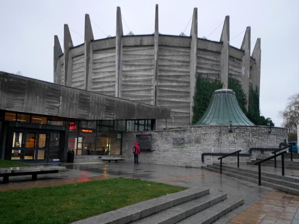 ヴロツワフ ブレスラウ  美術館 シロンスクの芸術都市 パノラマ ラツワヴィツカ パノラマ・ラツワヴィツカ外観 @Panorama Racławicka