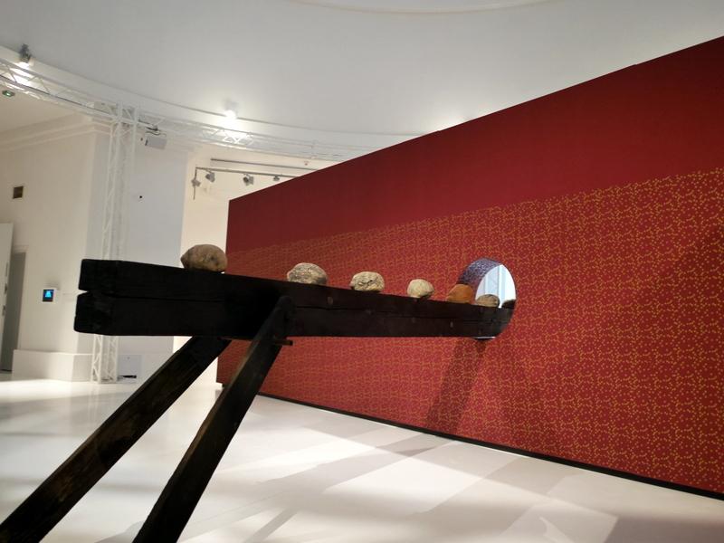 """ヴロツワフ ブレスラウ  美術館 シロンスクの芸術都市 現代美術館 Jorg Herold """"Ostarbeit"""" @Pawilon Czterech Kopu"""