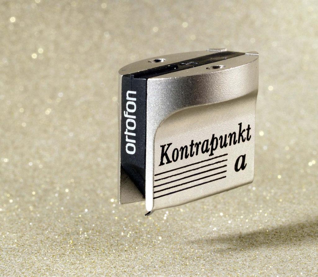 """オーディオシステムの変遷 Ortofon Kontrapunkt """"a"""""""