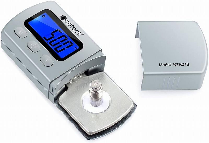 オーディオシステムの変遷 Neoteck 針圧計