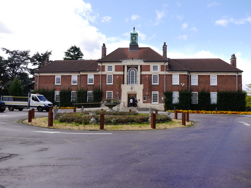 ロンドン 病院博物館 精神疾患  王立ベスレム病院  ベスレム こころの博物館 ベスレム ギャラリー ベスレム こころの博物館外観 @Bethlem Royal Hospital