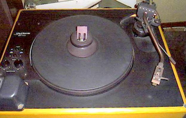 オーディオシステムの変遷 SOTA sapphire / GRADO Signature tone arm
