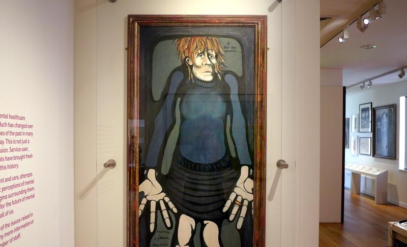ロンドン 病院博物館 精神疾患 王立ベスレム病院 ベスレム こころの博物館 ベスレム ギャラリー 吾輩は猫画家である ルイス・ウェイン伝