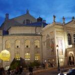 ミュンヘンのコンサートホール、オペラ座
