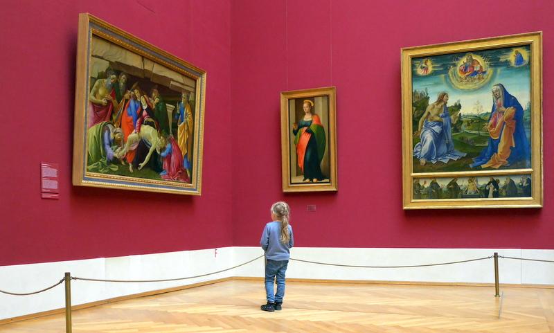 ミュンヘン(München Munich) のおすすめ美術館 1 / 芸術の都でアートを堪能する、アルテ、ノイエ、そしてモデルネと連なるミュンヘンの三つのピナコテーク(美術館)