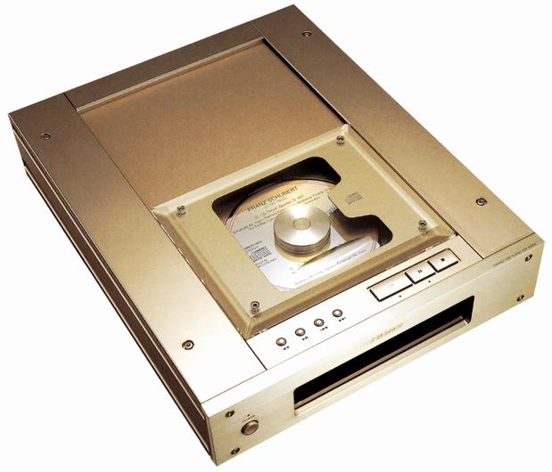 オーディオシステムの変遷 SONY CDP-X3000