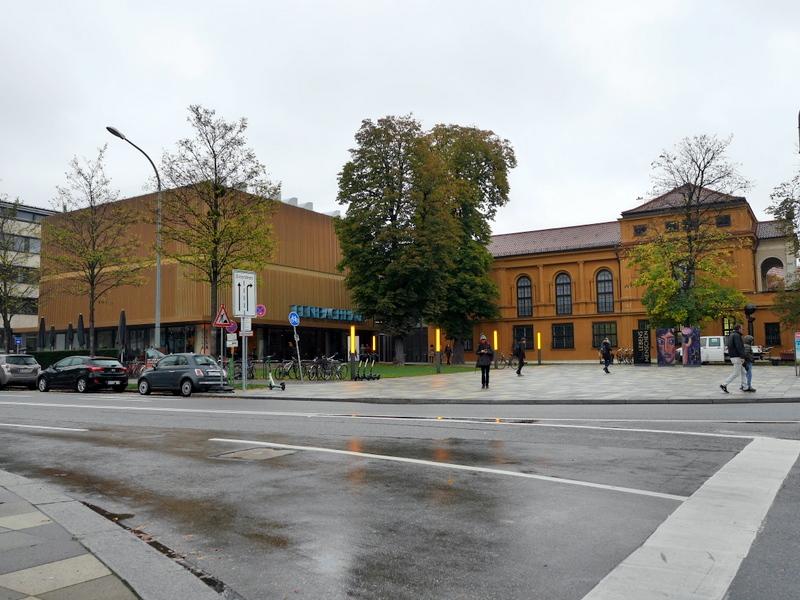 ミュンヘン 美術館 コンビチケット レンバッハハウス美術館 レンバッハハウス美術館外環 @Lenbachhaus