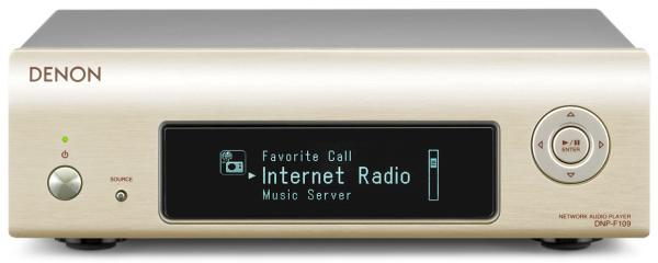 オーディオシステムの変遷 DENON DNP-F109