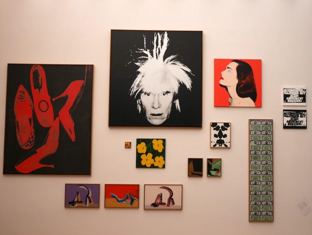 ミュンヘン 美術館 コンビチケット ブランドホルスト ウォーホルがお出迎え@Museum Brandhorst